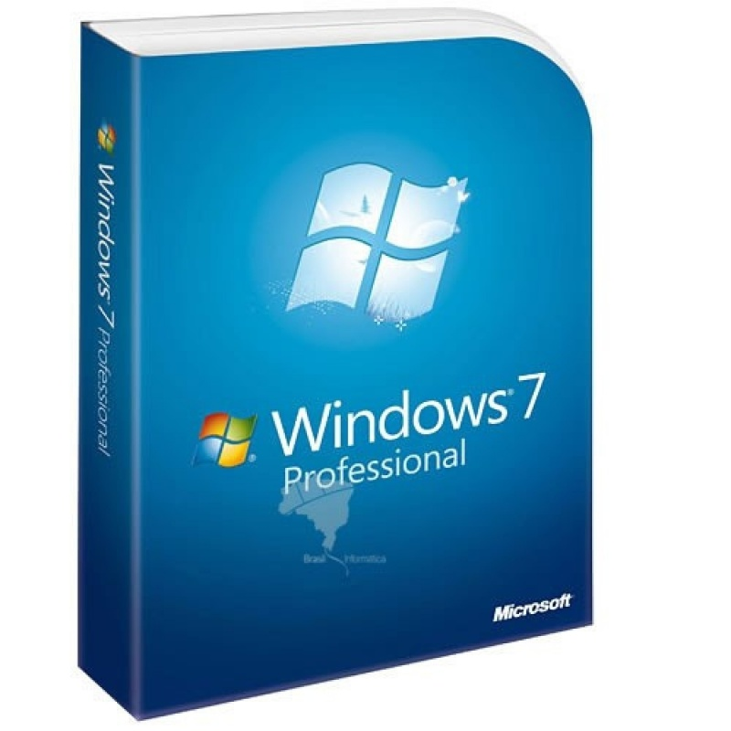 Licenciamento de Windows 7