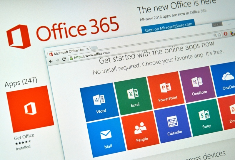 Programa Office 365 Business Essentials